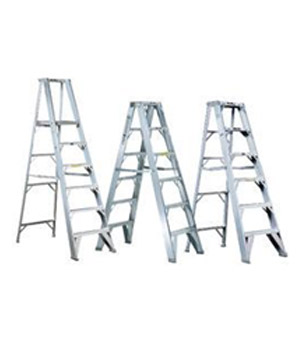 Aluminum Folding Ladders