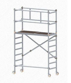 Construction-Scaffolding-Tower