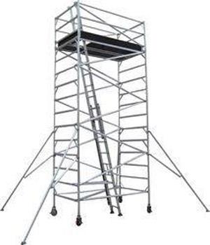 aluminum-scaffolding-ladder