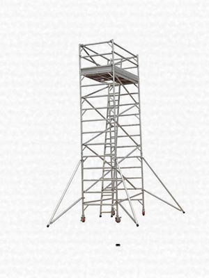 Aluminum Scaffolding Rental in Iraq
