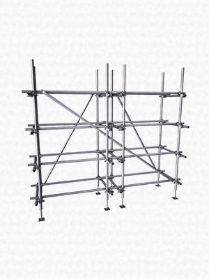Aluminum scaffolding Rental in uae