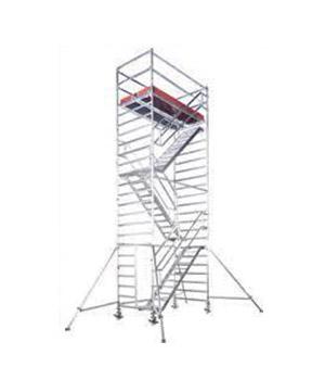 Aluminum-ScaffoldTower-Stairway