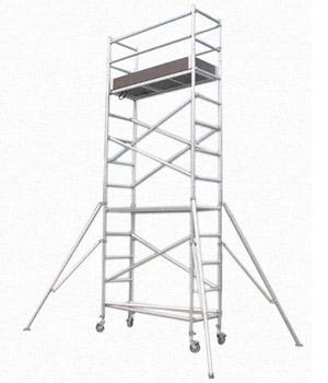 scaffold-tower