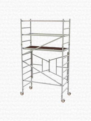 Aluminum and Steel Scaffolding Rental in India