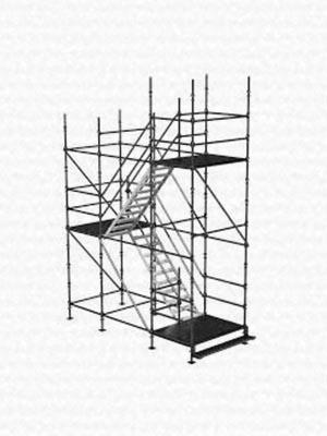 Aluminum scaffolding rental in Qatar